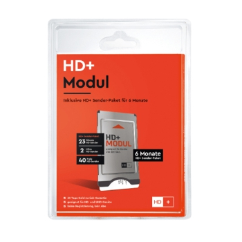 HD+ Modul inkl. 6 Monate HD+ Senderpaket